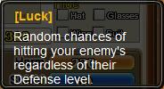 Luck -                   Sorte