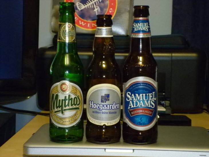 Imported Beer